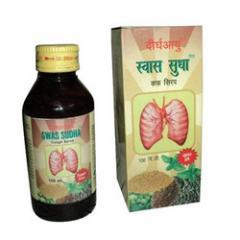 Deergh Aayu Swas Sudha Cough Syrup