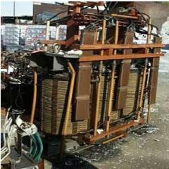 Electric Distribution Transformer Scraps