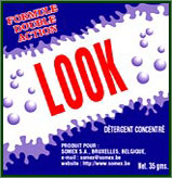 Detergent Concentrate - Look