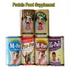 Protein Food Supplements