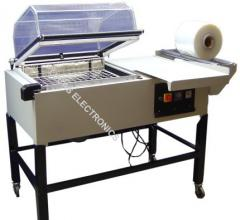 Shrink Chamber with 'L' sealer - LE-CH-500