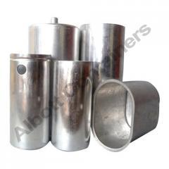Aluminum Capacitor Cans
