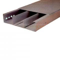 Channel Solid Cable Trays With Cover &