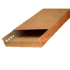 Channel Solid Cable Trays With Cover (HSCSC)