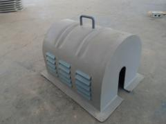 Fiberglass & Polyester Resin Motor Guard