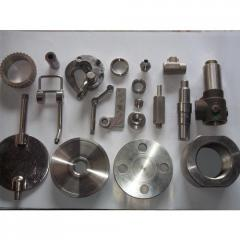 Stainless Steel Forgings With Machined Parts