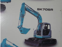 Hydraulic excavators SK210LC (SK210LC-8)