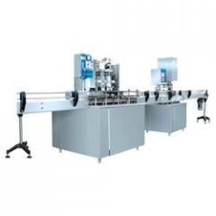 Jar Rinsing,Filling And Capping Machine