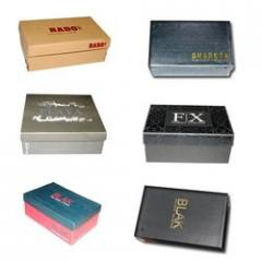 Leafing / UV Coated/ Embossing Boxes