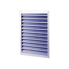 Double Bank Weather Louvres