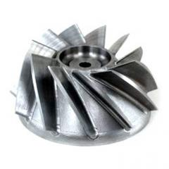 4th Axis Machined Component