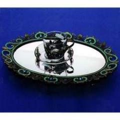 Elegant Cup Serving Dish