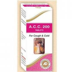 A.C.C- 200 Tablets
