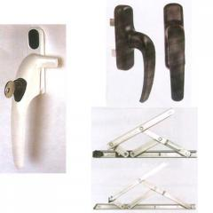 Aluminium Door, Window Fittings