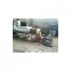 Coal Burner Assembly