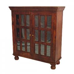 18 Panel Wooden Cabinet