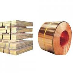 Nickel & Copper Alloy - Sheets &