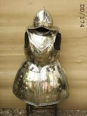 Armour with Helmet