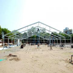Clear Span Aluminium Structure