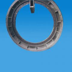 M.S Fabricated End Rings
