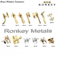 Brass Window Fasteners