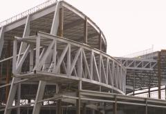 Welded structures