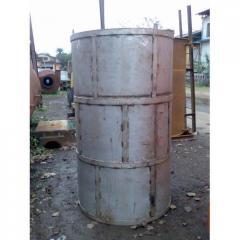S.S. Pot Pit Type Furnace
