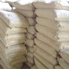 Dry cement