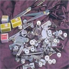 Textile Stitching & Garment Machinery