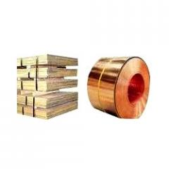 Nickel & Copper Alloy Sheets & Plates