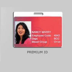 Premium ID Card