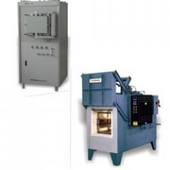 Electronic Muffle Furnace