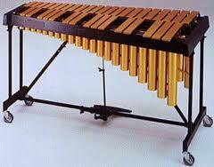 Musical instruments - Xylophone