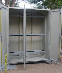 FRP/GRP Enclosures/Cabinets: