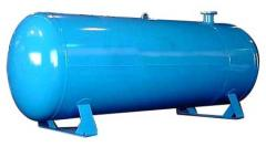 Industrial Compressed Air Tanks