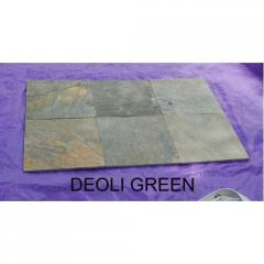 Deoli Green Slate Stones