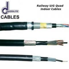 Railway U/G Quad Indoor Cables