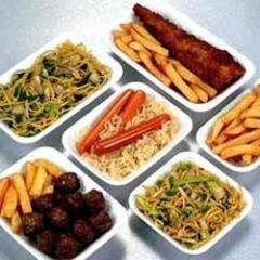 Plastic Vacuum Forming Trays For Catering Industry