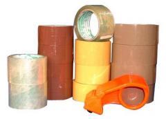 Bopp Packaging Tapes