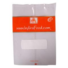 Transparent pouches