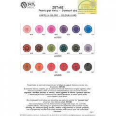 Zetabi Colour Card 2