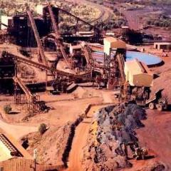 Iron Ores Mining