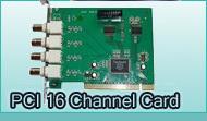 Pci 16 Channel Card Comp