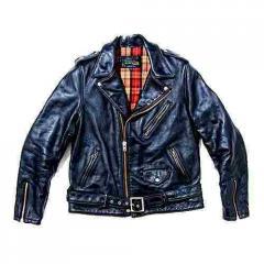 Biker's Leather Jacket