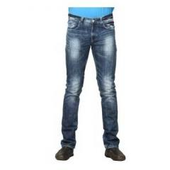 Mid-rise 5 Pocket Jeans