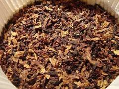 Black Tobacco Leaves