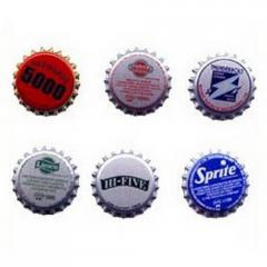 Bottle Caps for Soft-Drink