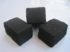 Coconut coal