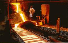 Machines for casting under pressure