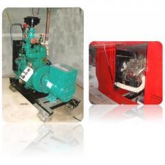 Bio Gas Engines